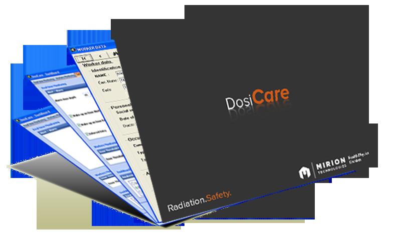 Dosicare Operational Dosimetry Software Dedicated To Medical Environment