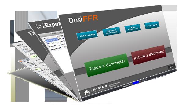 Dosiffr Dosimeter Management For First Responders