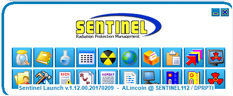 Sentinel™ Dose Record Management Software